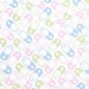 Unisex - 198 Diaper Pins