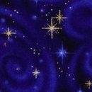 Joelle Cap - 096 Violet Stars
